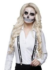 Skeleton Brettels Skelet