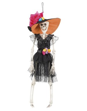 Day of the Dead Skelet Hang decoratie
