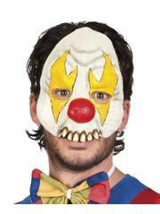 Halfmasker Horror Clown