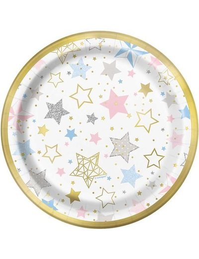 Twinkle little star gebaksbordje