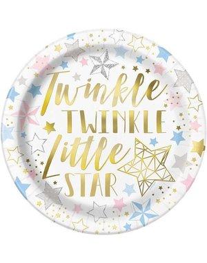 Borden met Twinkle little star