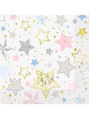 Twinkle little star servetten