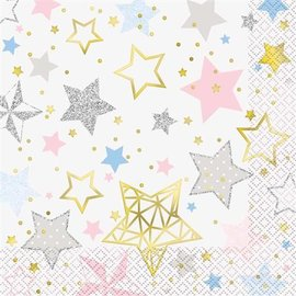 Twinkle little star servetten