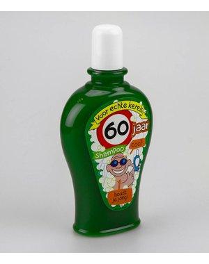 Shampoo 60 jaar cadeau