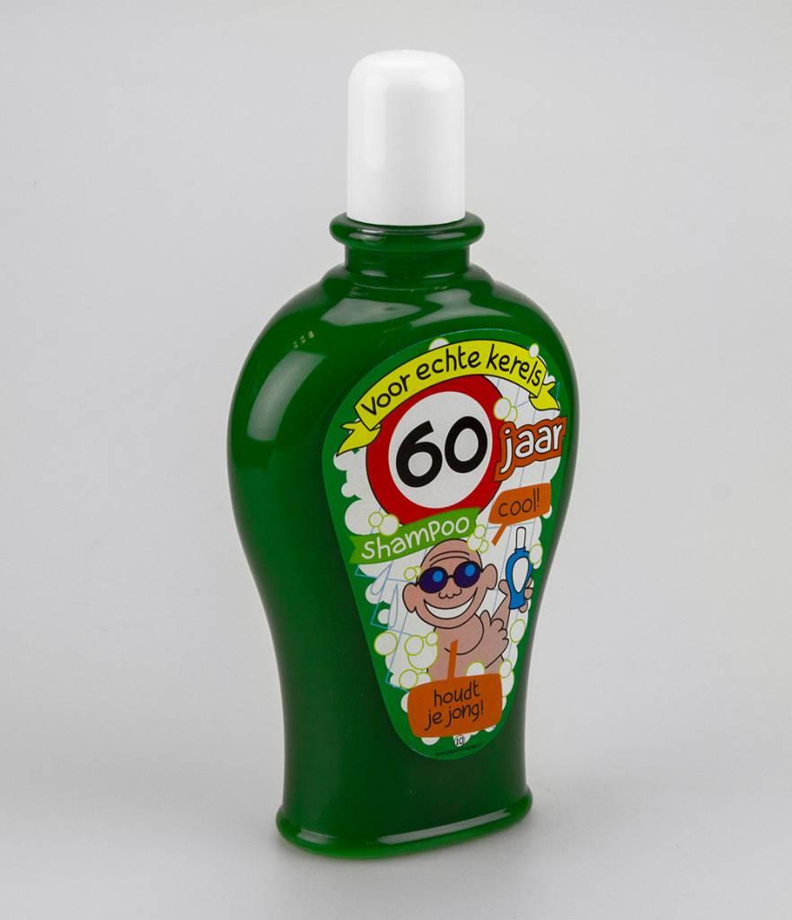Spiksplinternieuw Shampoo 60 jaar cadeau - Feestperpost DS-12
