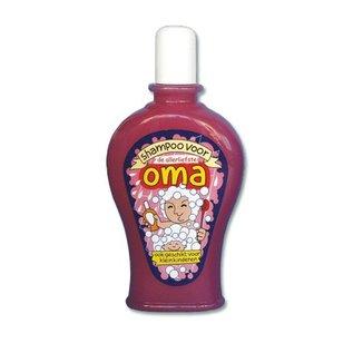 Shampoo voor de allerliefste oma