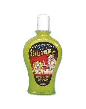 Shampoo voor sex liefhebbers cadeau