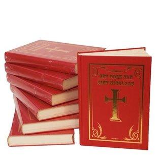 Sinterklaasboek extra dik