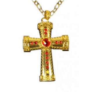 Sinterklaas kruis aan ketting