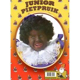 Junior Zwarte Piet pruik