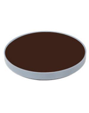 Grimas water make-up zwart bruin 25ml