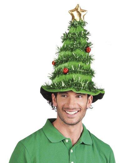 Kerstboom muts