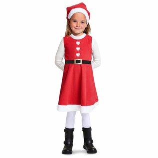 Santa Kerstjurkje meisje