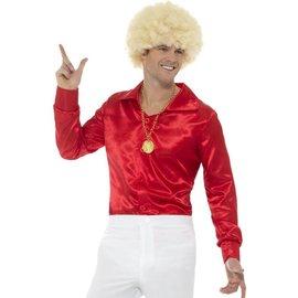Glimmend 1960's jaren 60 shirt div kleuren