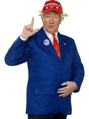 President Trump kostuum