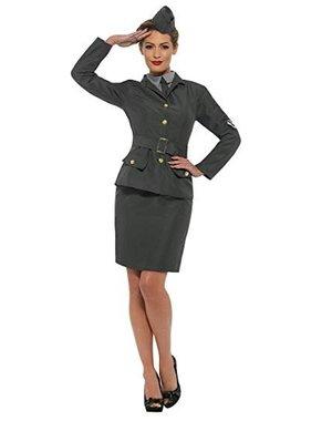 WO2 Army Leger Dames Kostuum