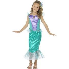 deluxe zeemeermin meisjes kostuum