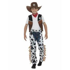 Texan Cowboy kinderverkleedkleding