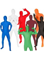 Morph suit second skin pak