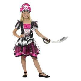 Piraten kostuum meisje