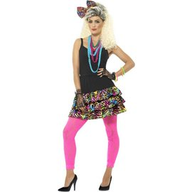Disco Jaren 80 Party Girl Outfit