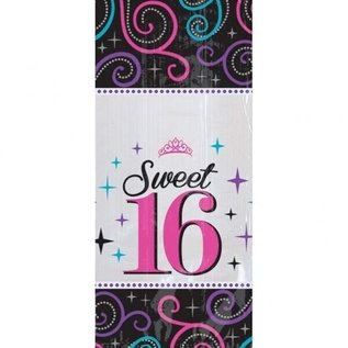 Sweet 16 snoep party bags