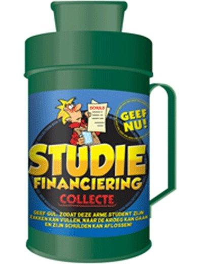 Collectebus Studiefinanciering
