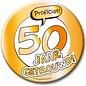 XL button 50 jaar getrouwd