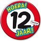 XL Button 12 jaar