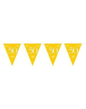 Gouden 50 jaar Vlaggenlijn