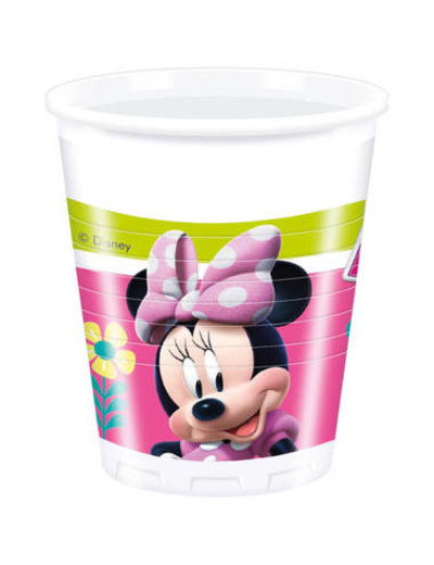 Minnie Mouse Happy Bekers