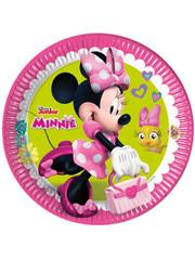 Minnie Mouse Happy Weggooi Borden