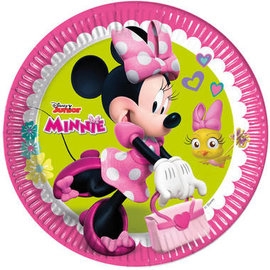 Minnie Mouse Happy Weggooi Borden