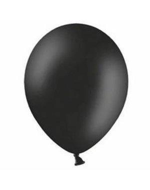 Ballonnen  Zwart 13cm - 20stk