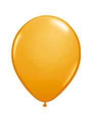 Ballonnen  Oranje  Metallic 30cm - 10, 50, 100stk