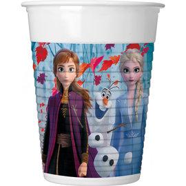 Bekertjes Frozen 2 - 6stk