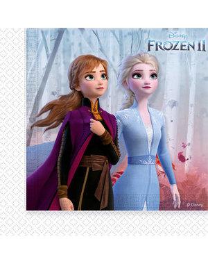 Servetten Frozen 2 - 20stk