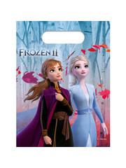 Uitdeelzakje Frozen 2 - 6stk
