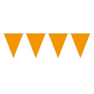 Vlaggenlijn Vlaggenlijn Oranje XL 10 meter Lang