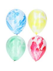 Marmer Ballonnen - 6stk