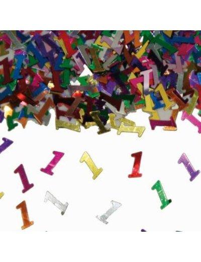 Confetti Leeftijd 1 Jaar