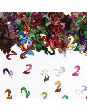 Confetti Leeftijd 2 Jaar