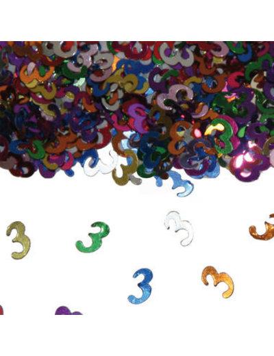Confetti Leeftijd 3 Jaar