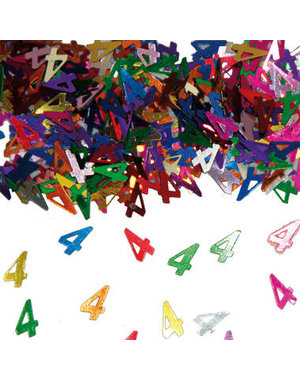 Confetti Leeftijd 4 Jaar