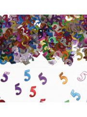 Confetti Leeftijd 5 Jaar