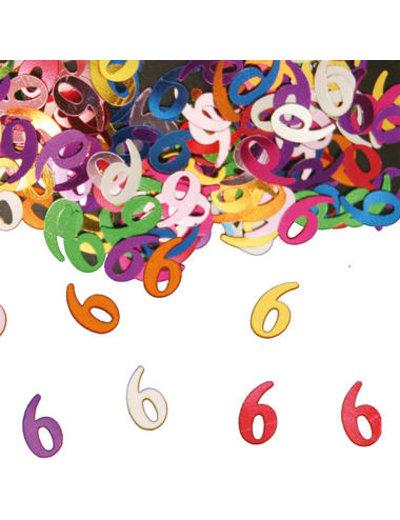 Confetti Leeftijd 6 Jaar