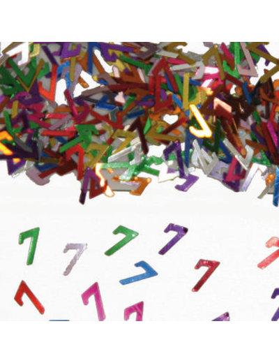 Confetti Leeftijd 7 Jaar