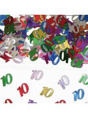 Confetti Leeftijd 10 Jaar