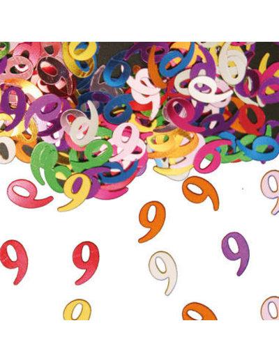 Confetti Leeftijd 9 Jaar