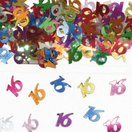 Confetti Confetti Leeftijd 16 Jaar